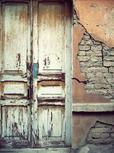 old door by © TAKO Tkebuchava, via Flickr