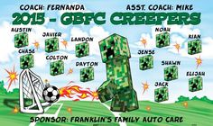 Creepers-GBFC-2015-45904  digitally printed vinyl soccer sports team banner. Made in the USA and shipped fast by BannersUSA. www.bannersusa.com