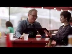 The long version of the Verizon Business Tablets commercial with Kat Steffens and Adam Duncan, directed by Dewey Weber, in which I play a food trailer entrepreneur Food Trailer, Actor Model, Candid, Entrepreneur, Acting, Commercial, Play, Business, Store