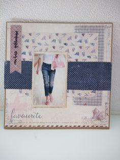 Girl Birthday Cards, Marianne Design, Graphic 45, Cardmaking, Scrapbooking, Denim, Friends, Jeans, Frame