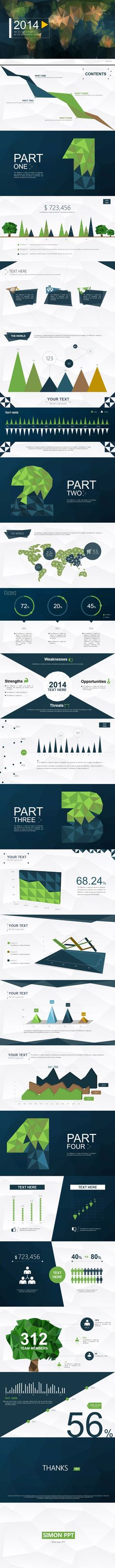 Being big in web-design Ppt Template Design, Ppt Design, Layout Design, Graph Design, Webdesign Inspiration, Web Inspiration, Graphic Design Inspiration, Keynote Design, Interface Design