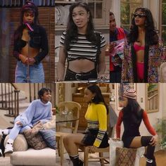 Ashely Banks Outfits