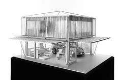 18──「9坪ハウス」模型 山本健太郎 写真=ナカサ&パートナーズ Yamamoto, House Plans, Architecture, Model, Furniture, Design, Houses, Arquitetura