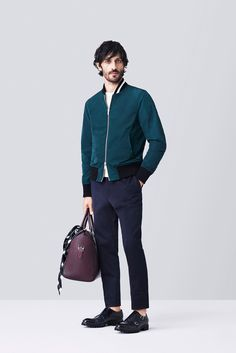 Bally Spring 2015 Menswear - Collection - Gallery - Style.com