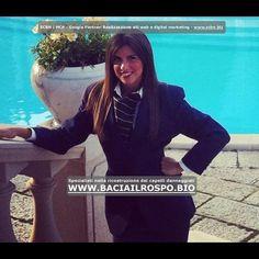 #baciailrospo #parrucchierifamosiroma