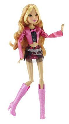 """Winx 11.5"""" Basic Fashion Doll Concert Collection - Flora Winx Club http://www.amazon.com/dp/B007J4G0YA/ref=cm_sw_r_pi_dp_z1p9tb1Y72DF1"""