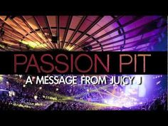 """Unlikely duo, Juicy J and Passion Pit, collaborate on this masterful slow jam remix for """"Constant Conversations."""" This not-so-ratchet mix is sure to become a hit. Passion Pit, Juicy J, Ratchet, Collaboration, Conversation, How To Become, Messages, Videos"""