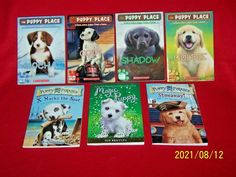 Puppy Dogs Lot 7 Chapter Books Puppy Place Pirate Magic Grades 1-3 Teachers Chapter Books, Book Title, Guided Reading, Learn To Read, Grade 1, Great Books, Book Series, Childrens Books, Dogs And Puppies