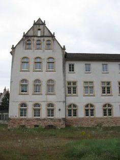 Building Babenhausen Kaserne Germany