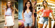 Alto Astral: Inspire-se em 27 looks românticos de Gaby, Itália e Bélgica