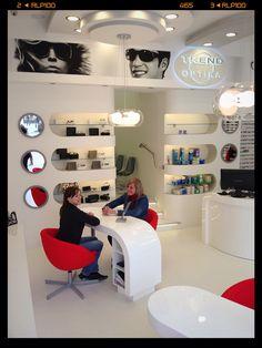 #optical #shop in #Szombathely , #Hungary  #Shop #store #design, mostly #optical…