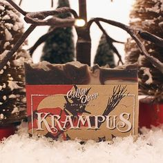 The Spooky Vegan: Holiday Gift Guide 2015: 10 Must-Have Gifts for Krampus Lovers