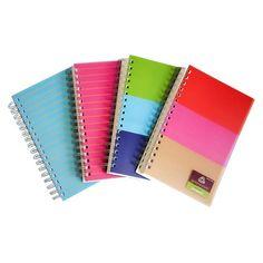 Greenroom Notebook, Wide Ruled