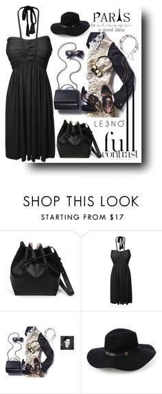 """""""1. Le3noclothing :)"""" by hetkateta ❤ liked on Polyvore featuring LE3NO and le3noclothing"""
