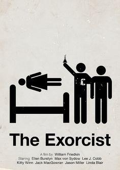 The Exorcist by  Viktor Hertz