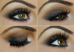 how to get a perfect smokey eye