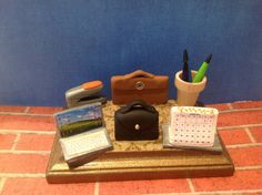 Business card holder for business by NaomisSweetStuff on Etsy, $30.00