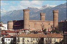 The Castle of San Giorgio Canavese - Ivrea - Settimo Vittone