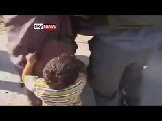 "5 yr-old Gazan boy traumatized watching Israeli soldiers arrest his Father for ""stealing"" water. - Daily Life in Palestine 