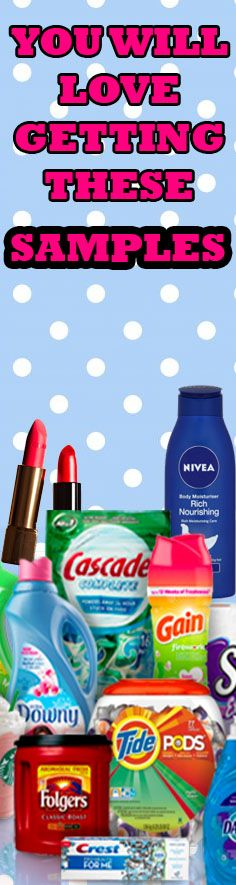 If you're looking to try new makeup & household goods, try us! LIMITED TIME ONLY JULY 15th to JULY 30th 2015 . You get 4-8 personalized samples. Delivered to your door. Limited products in stock, Subscribe now free!