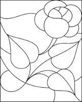 Resultado de imagen para plantillas vitrales
