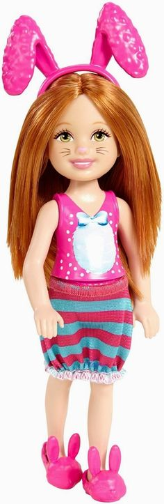 Barbie Chelsea Doll out in 2015!