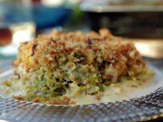 Brussels Sprout Gratin Recipe : Guy Fieri : Food Network