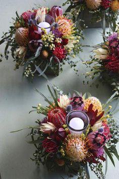 22 Ideas Wedding Centerpieces Fall Flowers Floral Arrangements For 2019 Unique Centerpieces, Wedding Table Centerpieces, Wedding Flower Arrangements, Flower Centerpieces, Floral Arrangements, Wedding Bouquets, Wedding Decorations, Centerpiece Ideas, Wedding Ideas