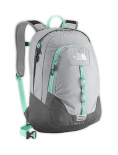 The North Face Equipment Daypacks Women's Backpacks WOMEN'S VAULT BACKPACK   #backpack #northface #gray #mint
