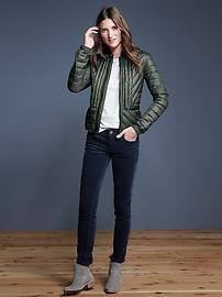 #green jacket #fall #GAP