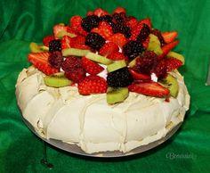 Pavlova torta • recept • bonvivani.sk