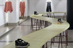 Rodebjer flagship store Stockholm  Sweden