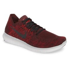 Men's Nike Free Run Flyknit 2017 Running Shoe ($72) ❤ liked on Polyvore featuring men's fashion, men's shoes, men's athletic shoes, nike mens shoes, mens running shoes, nike flyknit mens shoes and nike mens athletic shoes