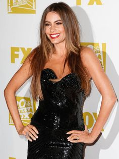 Sofia Vergara @ Golden Globes