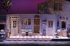 CANDIDE Hixson-Lied College of Fine and Performing Arts-Kimball Hall Scenic Design: Michaela Lynne Stein Director: Alisa Belflower National Opera Association-1st Place for Overall Production ...