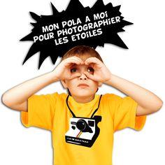 Polaroïd-TShirt enfant 20€ pour photographe revival en herbe-Tralala la eboutique pour les enfants, vous propose le tee shirt bebe 80's « POLAROÏD ». Plus d'infos sur ce tshirt enfant revival 80's. T Shirt, Tops, Women, Fashion, Grasses, Children, Photography, Supreme T Shirt, Moda