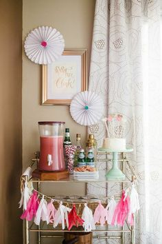10 Bridal Showers to