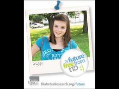 A Future Free from T1D - Nikki