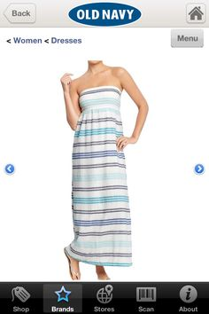 Old Navy Gauze Maxi Dress. Shockingly, this fits perfectly:)