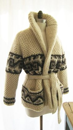 Mexican wool sweater