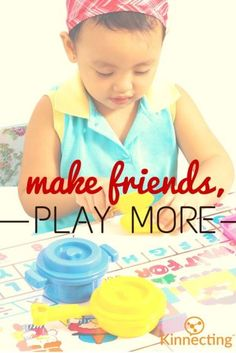 You can never have too many friends, right? See how to quickly grow your circle of parent friends and make more playdates (for your kids and you, too!)