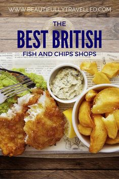 Crisp golden batter, flaky white fish and fresh chunky chips doused in salt and vinegar. Fish and Chips is England's signature dish, and where better to eat it than at one of country's seaside resorts. Here's my guide to the UK's top seaside chippies.
