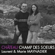 Château Champ des Soeurs – Fitou – Tradition, Bel Amant, Champ des Sœurs Blanc
