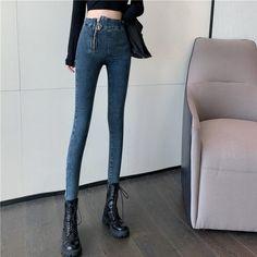 Women In China, Leggings Negros, Skinny Inspiration, Slim Waist, High Waist, Cheap Jeans, Just Girl Things, Black Leggings, Sport Outfits