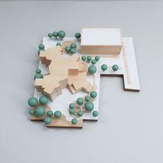Architekturmodellbau Triangle, Maquette Architecture, Projects