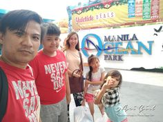 An Early Christmas Getaway for the Family at Manila Ocean Park