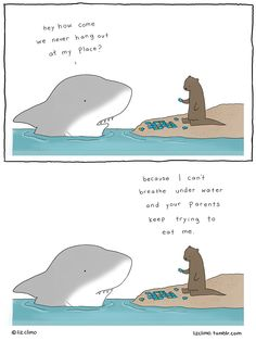 Fair enough. | Click through for more from Liz Climo.
