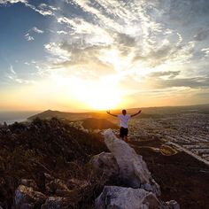 On top of the world in Mexico with @trevorrthompsonn // Your source for GoPro, Drone & Smartphone Camera & Tech Gear // www.GoWorx.com