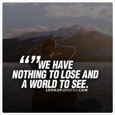 #Adventure is something that #travel #lifequotes #world #fun