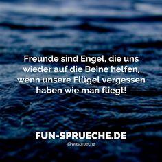 #freundschaft #sprüche #freunde #engel #flügel #fliegen